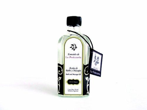 La / パショナリア bus - 0 - Massage-Öl (Jasmine weiss).