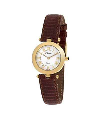 Carrera Reloj Classic Gold Marrón