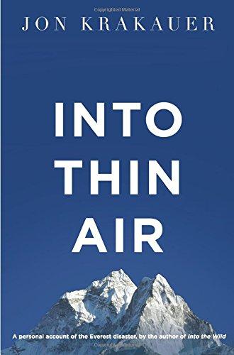 harga Into Thin Air (Paperback) Bukupedia