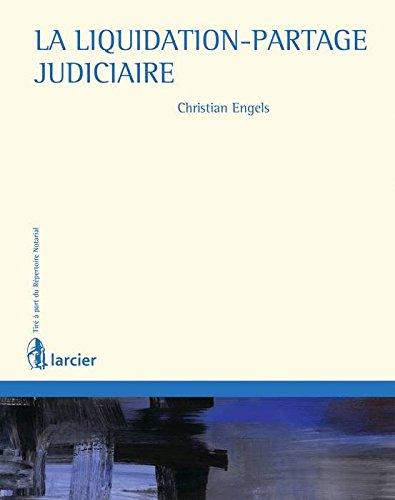 La liquidation-partage judiciaire