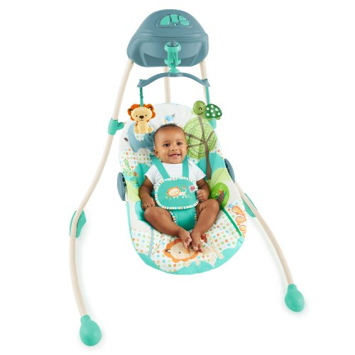 Bright Starts Playful Pals 2 Direction Swing