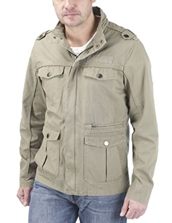 Joe Browns Men's Most Versatile Jacket Olive Grey XXX-Large