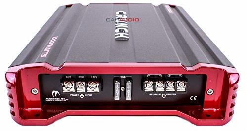Crunch PZX1000.1 POWERZONE Monoblock Class AB Amp, 1,000 Wat