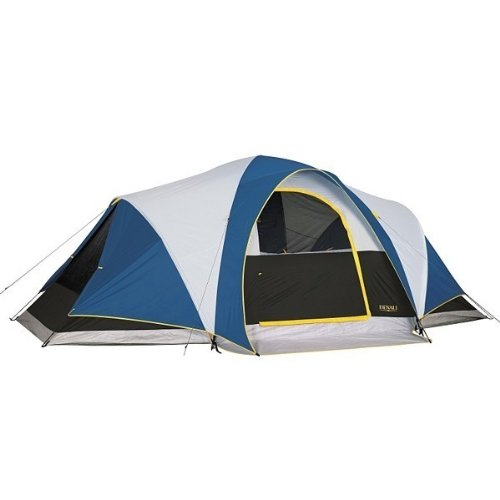 See larger image  sc 1 st  Coleman Sundome Tent & coleman 10 person tent: Denali 18u0027 x 10u0027 Three Room Family Camping ...
