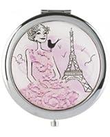 La chaise longue Miroir de poche Les Parisiennes 'la romantique' Réf 32-F2-101R