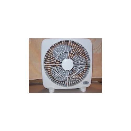 Massey Box Fan : Amazon massey personal inch box fan white