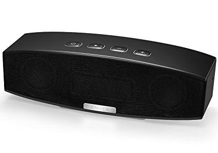 Ankerプレミアムステレオスピーカー Bluetooth 4.0 (A3143) 【20W出力オーディオ (10Wデュアルドライバー) / デュアルサブウーハー / ワイヤレススピーカ搭載】 iPhone / iPad / Sony / Nexus / Android各種対応