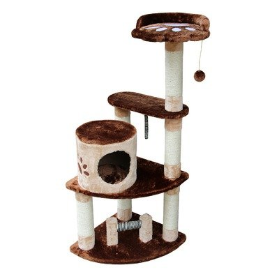 'Florence' Cat Tree, Cat Furniture, Cat Condo, Cat Tower, Scratching Post By Kitty Mansions