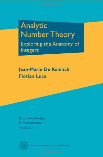 analytic-number-theory-exploring-the-anatomy-of-integers-graduate-studies-in-mathematics-by-jean-mar