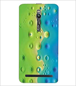 ASUS ZENFONE 2 PATTERN Designer Back Cover Case By PRINTSWAG