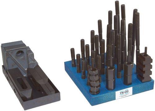 TE-CO 20207 Steel Super Clamp Kit, 11/16