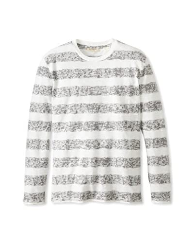 Levi's Made & Crafted Men's Long Sleeve Striped T-Shirt