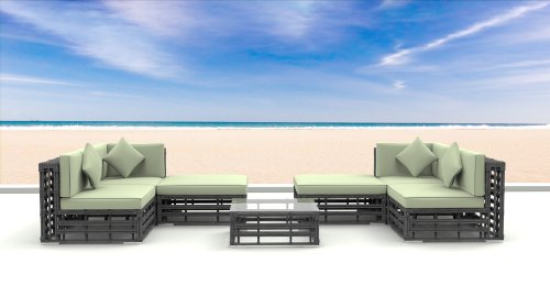 2014 Harmony Series-7e Modern Outdoor Backyard