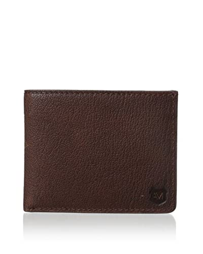Marc By Marc New York Men's Bowery Slimfold Wallet, Cognac