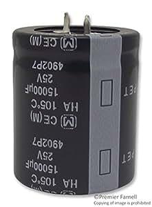 Capacitor, 3300uf, 35v