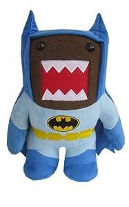 "Domo Batman Small 6"" Plush, Blue"