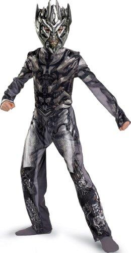 Megatron Movie Classic Costume - Small (4-6)