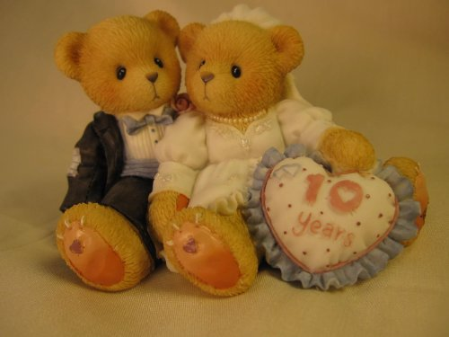Cherished Teddie.......... A Decade Of Teddy