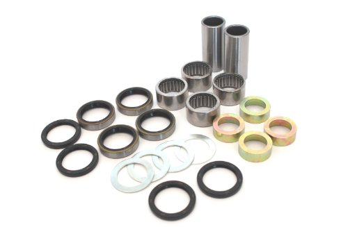 Boss Bearing Complete Swingarm Bearings and Seals Kit KTM SX 125 2004 2005 2006 2007 2008 free shipping 1 2x3 4 x5 32 blue rubber bearings abec 3 r1212 2rs motor bearing model bearing 12 7x19 05x3 969mm