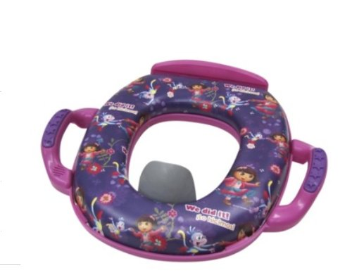 Dora Adventures Ahead Deluxe Sounds Potty Seat