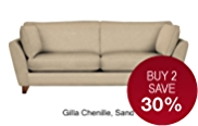 Barletta Large Sofa