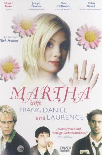 Martha trifft Frank, Daniel und Laurence (mit Joseph Fiennes und Monica Potter)