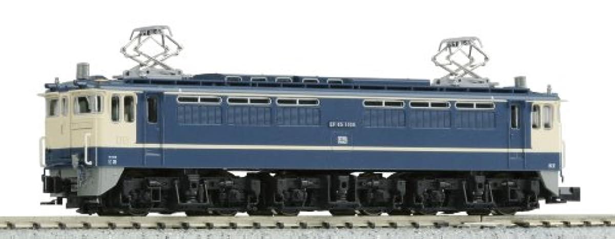 [해외] KATO N게이지 EF65 1000 후기형 3061-1 철도 모형 전기 기관차-3061-1