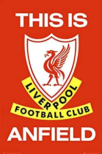 Liverpool FC This Is Anfield Sports Maxi Poster Print - 61x91 cm