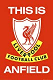 Liverpool FC This is Anfield Poster