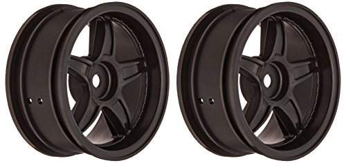 Ride 26mm Star Wheel, Offset-4, Black - 1
