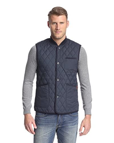 Ben Sherman Men's Quilted Gilet