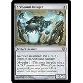 マジック:ザ・ギャザリング 【英語】 【ダークスティール】 【Foil】 電結の荒廃者/Arcbound Ravager