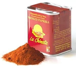 Sweet Spanish Smoked Paprika by La Tienda