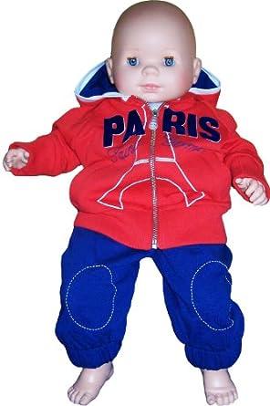 vêtements bébé bébé garçon 0 24m vêtements de sport