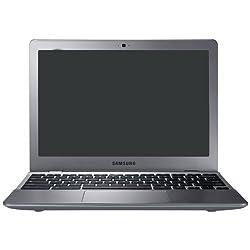 Samsung Series 5 550 Wi-Fi Chromebook (Silver)