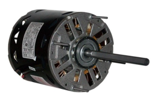 A.O. Smith Fd1074 3/4 Hp, 1625 Rpm, 3 Speed, 208-230 Volts4 Amps, 48 Frame, Sleeve Bearing Direct Drive Blower Motor