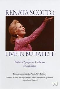 Renata Scotto Live in Budapest [DVD Video]