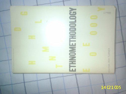 Ethnomethodology (Penguin modern sociology readings)