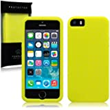 Terrapin Silicone Skin Case for iPhone 5S - Black