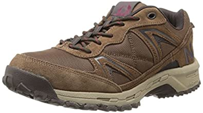 New Balance Men's MW659 Country Walking Shoe,Brown/Brown,7 D US