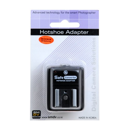 SMDV Hot Shoe Adaptor for Sony A100 / A200 / A230