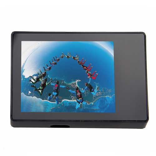 Atian(Tm) Lcd Bacpac External Monitor Display Viewer Screen Specious For Gopro Hd Hero 3+