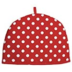 Rushbrookes Flamenco Red Tea Cosy 6 Cup
