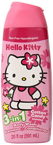Hello Kitty Sanrio 3 In 1 Body Wash, 20 Ounce - 1
