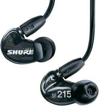 Shure SE215-K écouteurs à isolation sonore à haute qualité