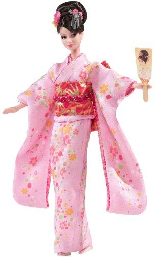 Oshogatsu Barbie Doll