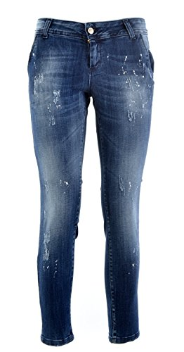 Jeans FLY GIRL Blu - 33