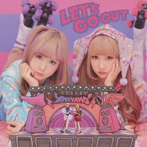 LET'S GO OUT(期間生産限定アニメ盤)