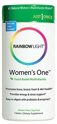 Rainbow Light, Women's One Multivitamin, 150 Tablets
