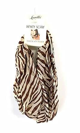 Lavello Infinity Fashion Scarf Style 25 at Amazon Women's Clothing